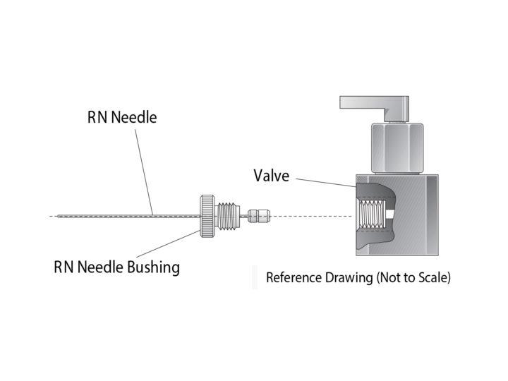Fittings Needle Bushing Diagram