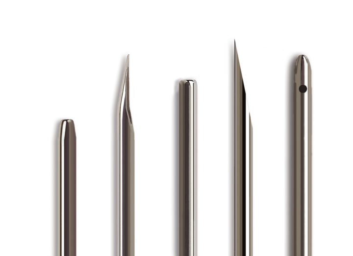 Needles Hubless Needles