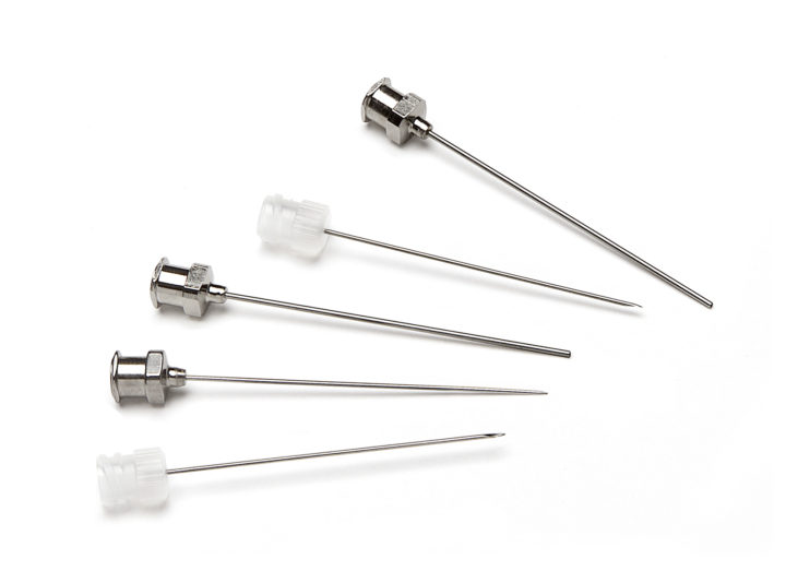Needles Luer Lock
