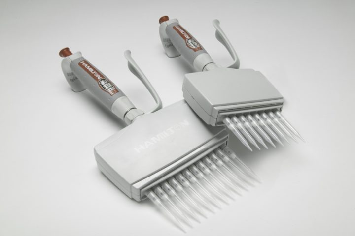 Pipettes Multichannel Pair