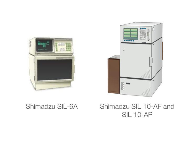 Shimadzu Autosampler Group
