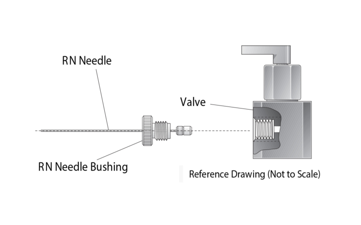 Fittings Needle Bushing Diagram