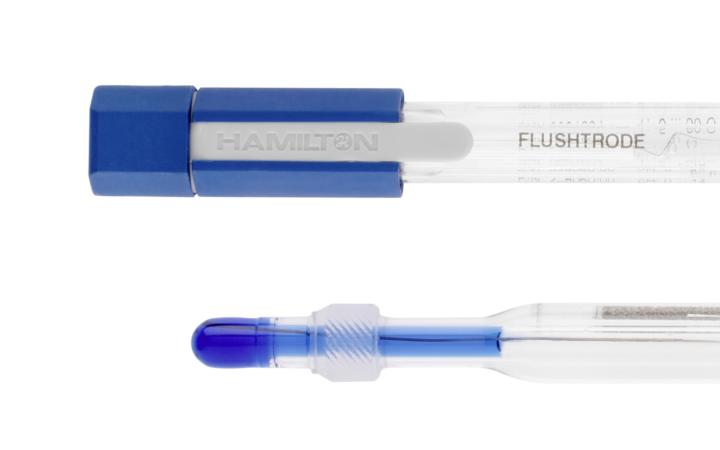 Lab Sensors Flushtrode