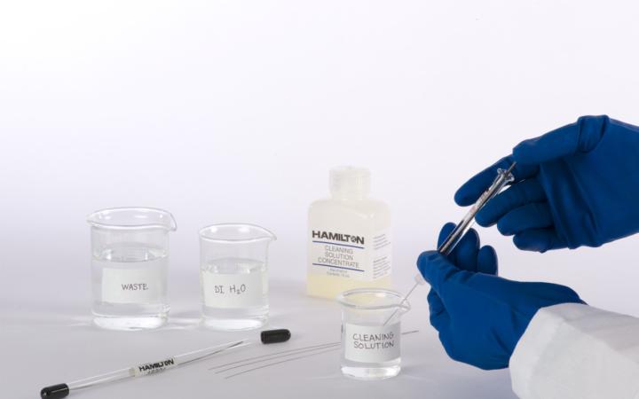 Syringe Care And Use