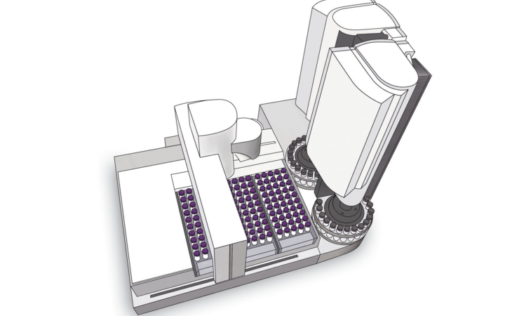 Syringe Gc Agilent Autosampler Drawing