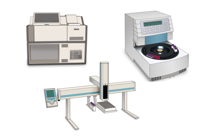 Agilent Autosampler Group No Text