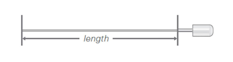 Needle Length Small Gauge Removable Needle
