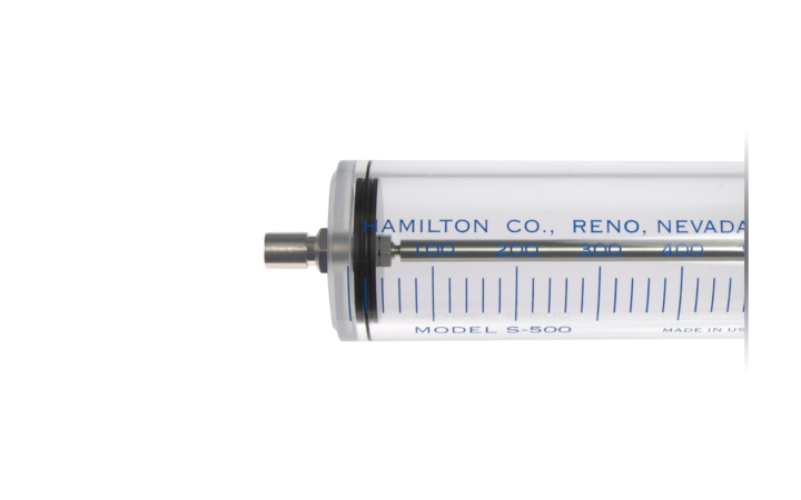 Syringe Termination Tracheal