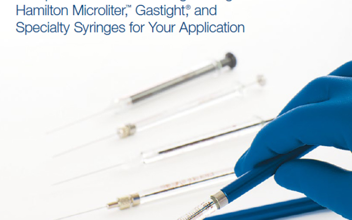 Syringe Selection Guide Thumbnail