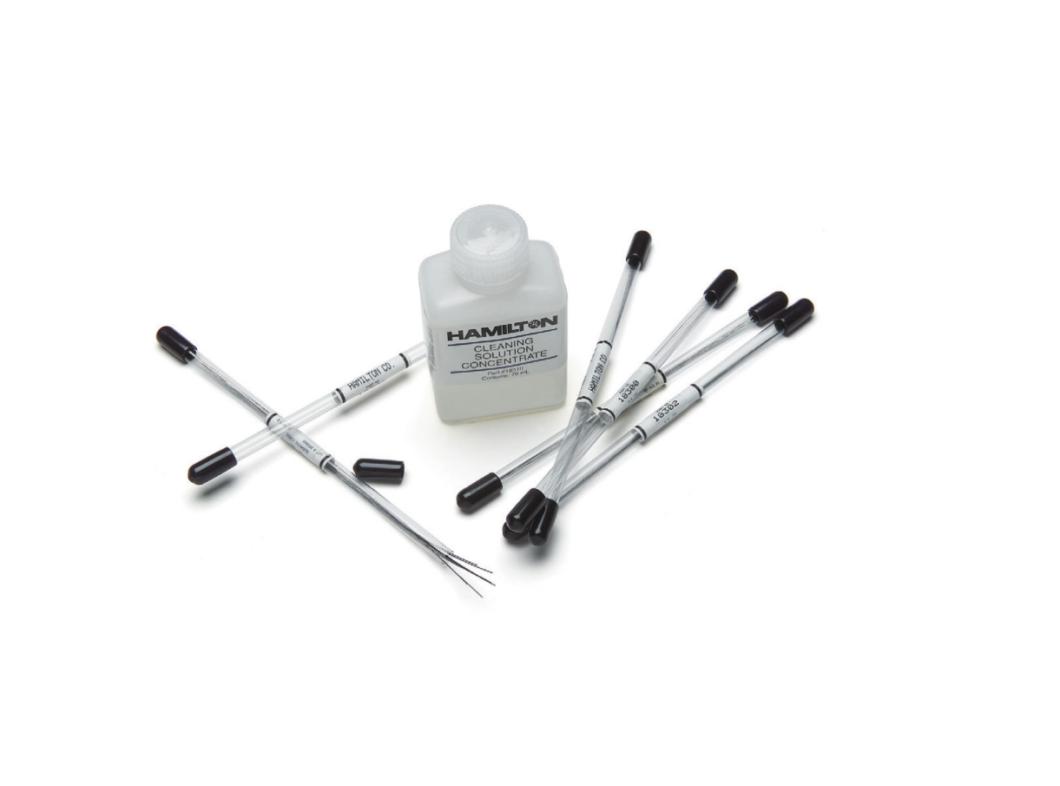 Needle cleaning kit