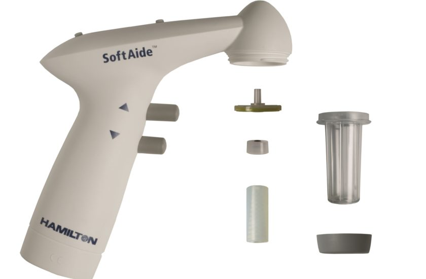 Pipettes Softaide Exploded