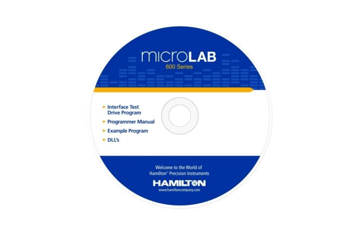 Ml600 Software Cd 2