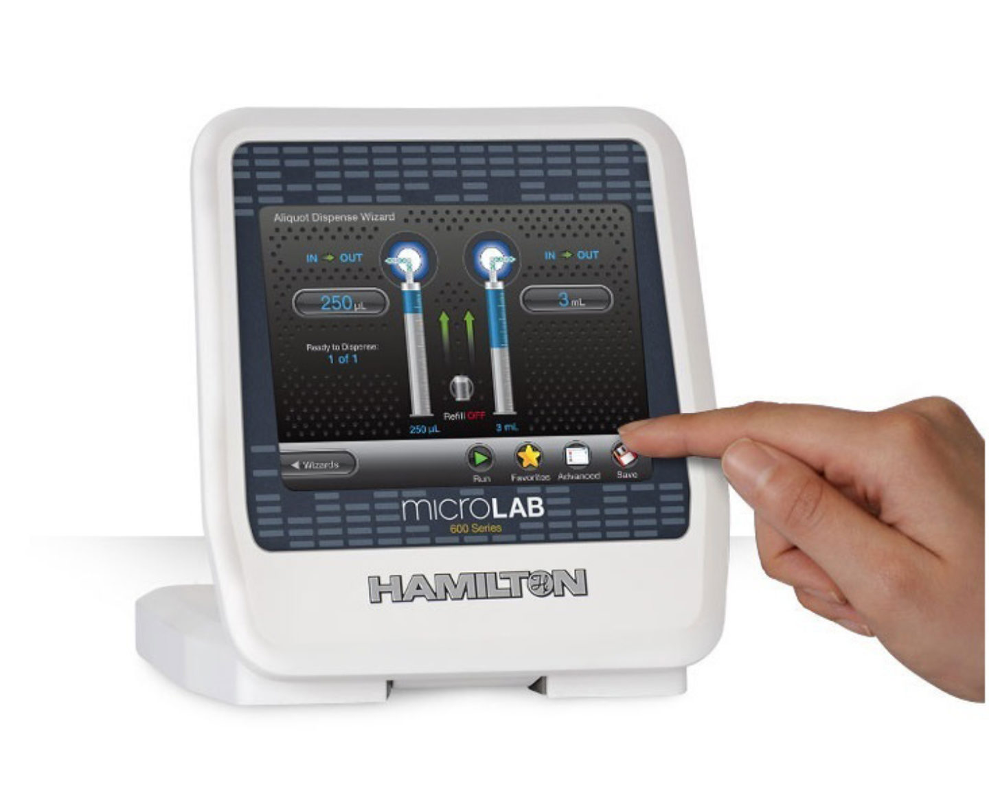 Ml600 Microlab Controller Overview Diluter
