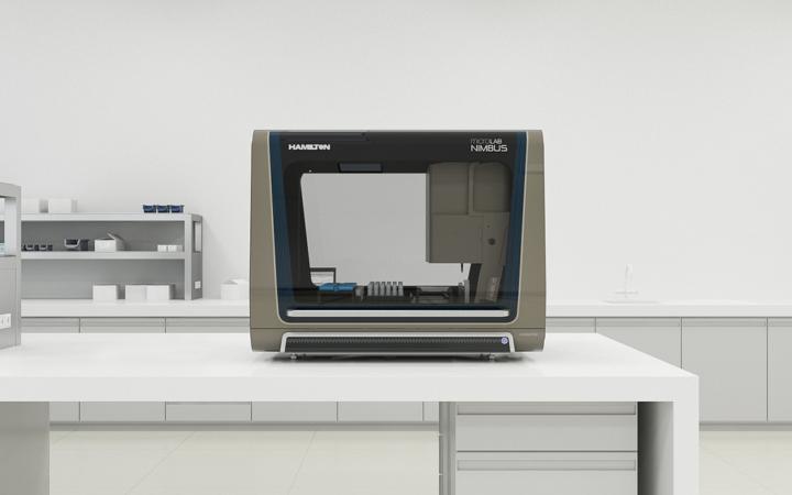 Microlab NIMBUS liquid handling system
