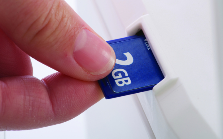 Microlab 600 2Gb Sd Card