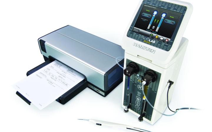 Microlab 600 Ml600 Printer